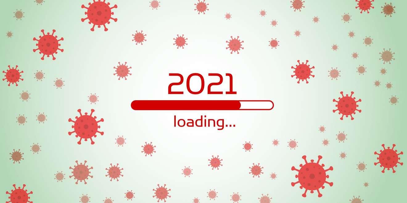 Corona im Jahr 2021